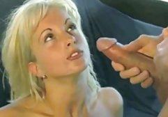 Cumshot auf ein deutsche frauenporno hübsches Gesicht